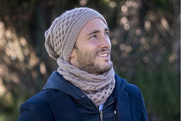 Free-Style_Bonnet_pour_homme_tricoté_en-point_d_Aran