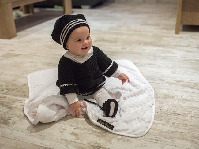 cliche-tunique-tricotee-manches-trois-quart